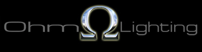 Ohm light logo